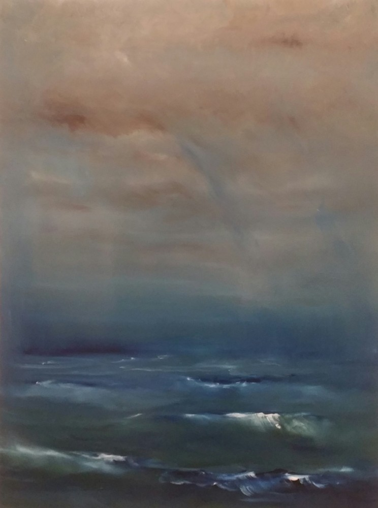 Tasman Drift (After the Storm) by Ted Dwyer