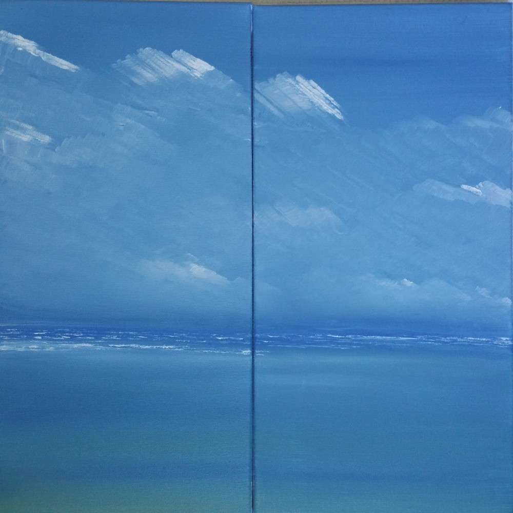 Cerulean Tide by Ted Dwyer