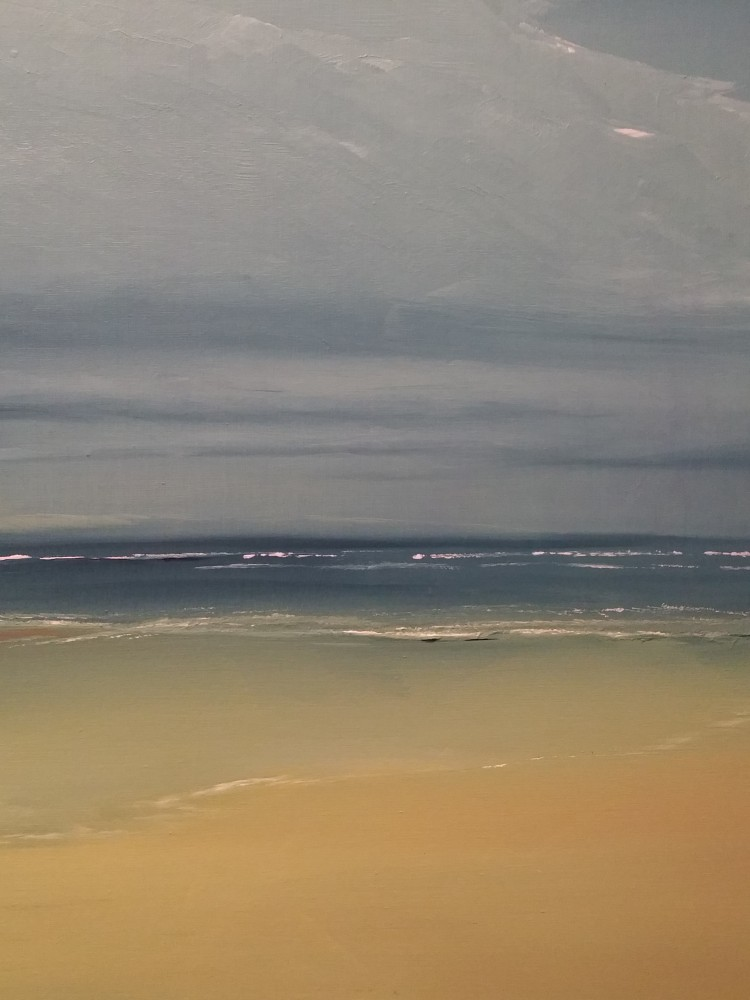 The Rip at Low Tide - SOLD by Ted Dwyer